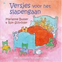 Busser, Marianne en Ron Schroder met ill. van Dagmar Stam: Versjes voor het slapengaan