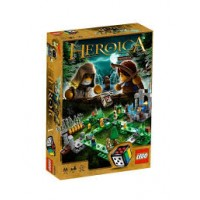 LEGO: Spel HEROICA  Waldurk - 3858
