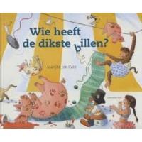 Cate, Marijke ten: Wie heeft de dikste billen (vrolijk zoekboek)