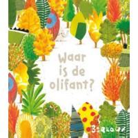 Baroux: Waar is de Olifant? (zoekboek)
