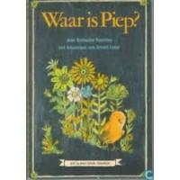 Blok-boekje door Arnold lobel en Nathaniel Benchleyl: Waar is Piep?