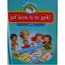Zo leuk is lezen: Juf Leen is te gek! (avi start)