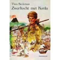 Beckman, Thea: Zwerftocht met Korilu (hardcover)