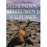 Cleave, Andrew: Atrium dierenreeks-zeehonden, zeeleeuwen en walrussen