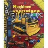 Avonturengids: Machines en andere voertuigen. Avonturengids ( flapjes en Pop up)