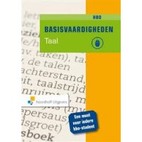 Basisvaardigheden Taal HBO door Ron van Hogen en Everdien Rietstap