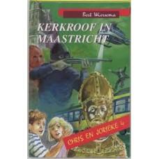 Wiersema, Bert: Chris en Jorieke 4, Kerkroof in Maastricht