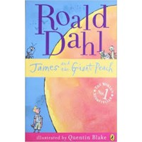 Dahl, Roald met ill. van Quentin Blake; James and the giant peach