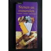 Fandex waaier: Stenen en mineralen, vindplaats-ontstaan-eigenschappen