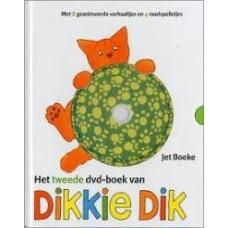 Boeke, Jet: Het Tweede Dvd-Boek Van Dikkie Dik ( 8 verhaaltjes en 4 raadspelletjes)