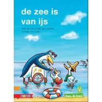 Hee, ik lees! De zee is van ijs door Elle van Lieshout en Erik van Os met ill. van Hugo Look (kleuterlezen- avi start)