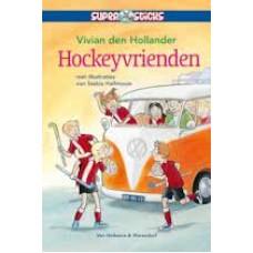 Hollander, Vivian den met ill. van Saskia Halfmouw: Supersticks, hockeyvrienden