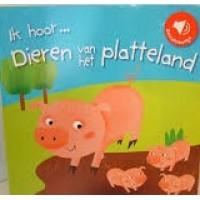Geluidenboekje: Ik hoor... dieren van het platteland ( karton met geluid)
