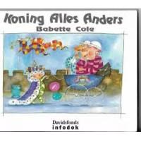 Cole, Babette: Koning Allesanders
