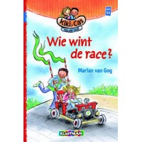 Gog, Marian van: Kiki, Cas en de rest, wie wint de race ( (avi E4)