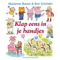 Busser, Marianne en Ron Schroder: Klap eens in je handjes