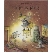 Baeten, Lieve: Lotje is jarig ( karton)