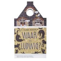 Kinderboekenweek prentenboek 2016: Waar is Ludwig?