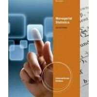 Managerial statistics door Gerald Keller