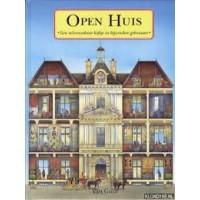 Baxter, Nicola: Open huis: een uitvouwbaar kijkje in bijzondere gebouwen