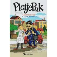 Arnoldus, Henri: Pietje Puk Omnibus ( PP knapt het op- PP en-de-winkeldief)