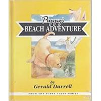 Durrell, Gerald: The puppy tales, Puppy's beach adventure