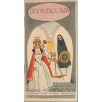 Radion sprookjesboekje: Doornroosje ( serie A no 3 1959)