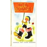 Radion sprookjesboekje: Klein Duimpje ( serie A no 1 1959)