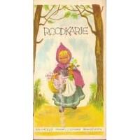 Radion sprookjesboekje: Roodkapje ( serie C nr 10 1959)