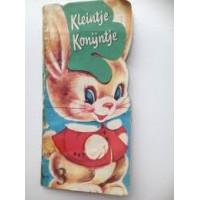 Radion dierenboekje 1955: Kleintje konijntje ( deeltje 3)