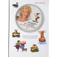 Bloemen, Karin: Rijmpjes en versjes uit de oude doos (cd & boekje)