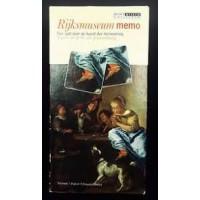 Rijksmuseum Memo ( boekje met  een spel over de kunst der herinnering)