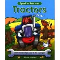 Baxter, Niciola: Speel en lees met tractors (karton)