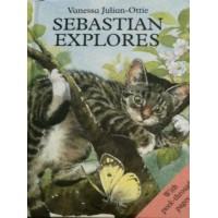 Julian-Ottie, Vanessa: Sebastiaan wat doe je daar? (met doorkijkpagina's)