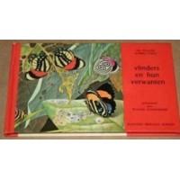 Corti, dr. Walter Robert met ill. van Walter Linsenmaier: Vlinders en hun verwanten