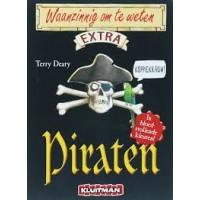 Waanzinnig om te weten extra: Piraten  door Terry Deary