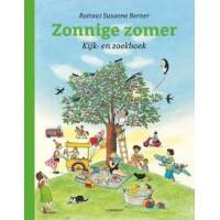 Berner, Rotraut Susanne: Zonnige zomerk (groot kartonnen kijk- en zoekboek)