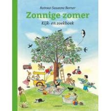 Berner, Rotraut Susanne: Zonnige zomer (groot kartonnen kijk- en zoekboek)