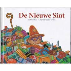 Douwe Egberts 2008 deel 3: De Nieuwe Sint, door: Mathilde Stein en Martijn van der Linden