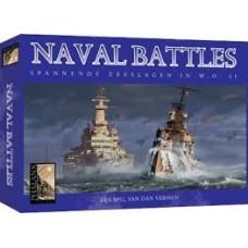 Verssen, Dan: Naval Battles, spannende zeeslagen in W.O. 2 (nieuw in folie)