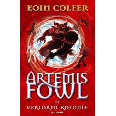 Colfer, Eoin: Artemis Fowl, de verloren kolonie