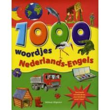 1000 woordjes Nederlands- Engels ( een beeldwoordenboek voor kinderen vanaf 5 jaar)