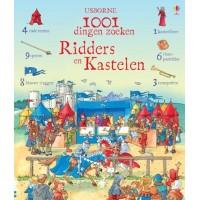 1001 dingen zoeken bij ridders en kastelen (hardcover zoekboek)