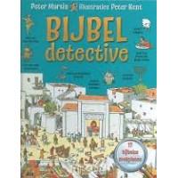 Martin, Peter met ill. van Peter Kent: Bijbel detective ( 17 bijbelse zoekplaten)