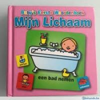 Baby's eerste woordenboek: Mijn lichaam (karton)
