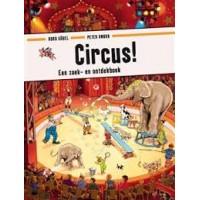 Gobel, Doro en Peter Knorr: Circus! een zoek-en ontdekboek ( karton)