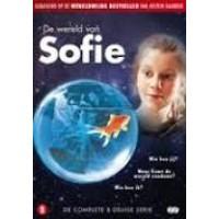 Dvd: De wereld van Sofie door Jostein Gaarders ( nieuw in folie)