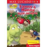 Dvd: Krummel & vriendjes, Fanny en Hanny rusie om niets naar de boeken van Max Lucado (samenwerken)