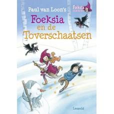 Loon, Paul van: Foeksia en de toverschaatsen ( zelf lezen)