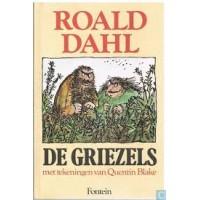 Dahl, Roald met ill. van Quentin Blake: De griezels (hardcover)